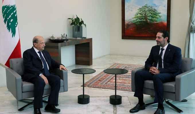 الحريري يسمي ميقاتي لتشكيل الحكومة: لا يجب ان نقف عند الصغائر