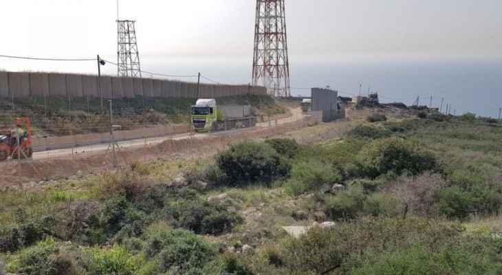 النشرة: دورية اسرائيلية تطلق النار فوق أحد رعاة الماشية قرب السياج التقني