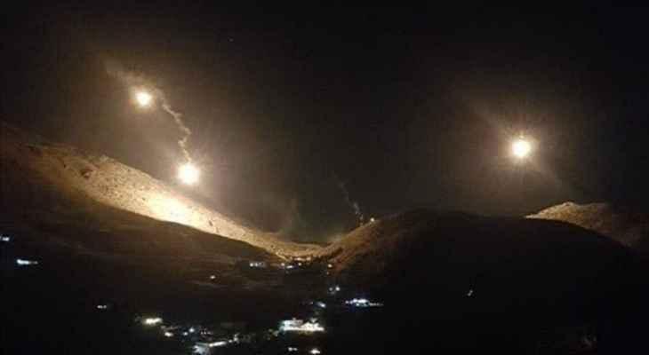 سكاي نيوز: تجدد القصف الإسرائيلي على طول الحدود مع لبنان وسماع دوي انفجارات