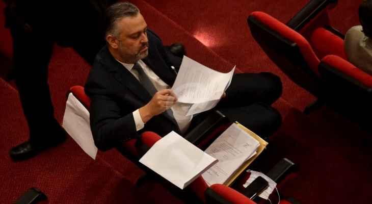 حبيش: المشكلة بالنصوص الدستورية التي لا تنظم الخلافات بين السياسيين
