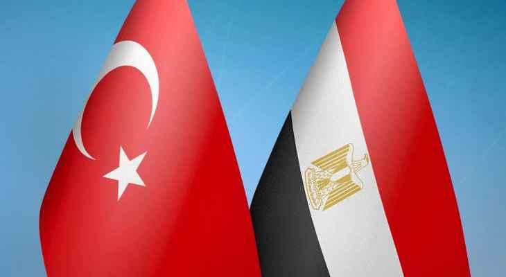 انطلاق الجولة الثانية من المحادثات الاستكشافية بين مصر وتركيا في أنقرة