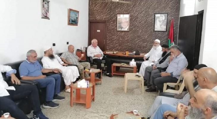 """ابو الشريف عقل لـ""""النشرة"""": الاسلاميون حريصون على أمن المخيمات والجوار اللبناني"""