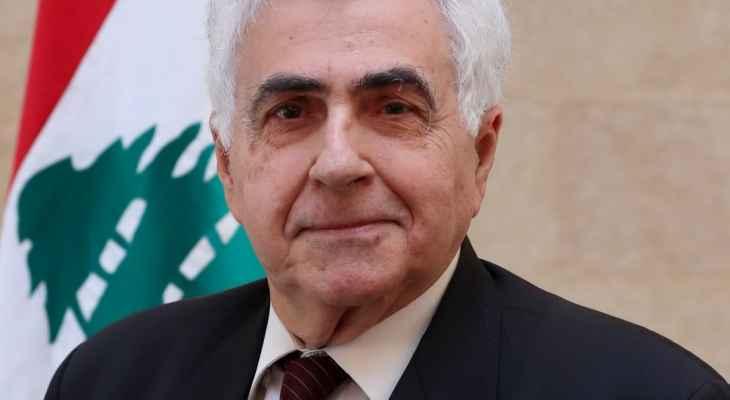 حتّي: سنبحث تداعيات قانون قيصر على لبنان والاتصالات مع مجلس الأمن حول اليونيفل ايجابية