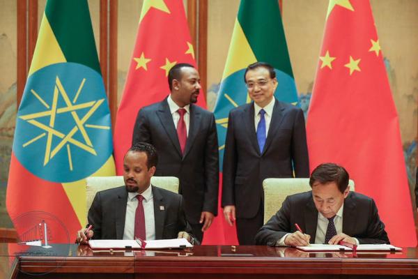 مِن سيرة الاتّجاه شرقًا: الرّحلةُ الصّينيّةُ الطّويلةُ في إِثيوبيا