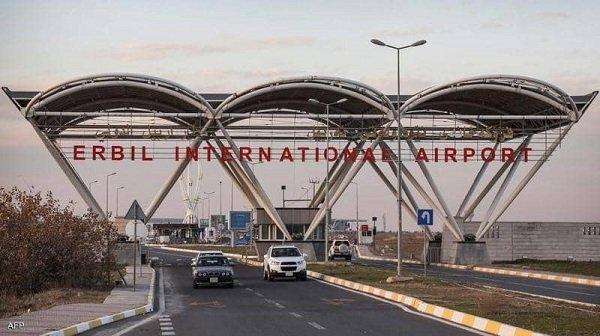 وسائل إعلام عراقية: استهداف مطار أربيل الدولي بصاروخ