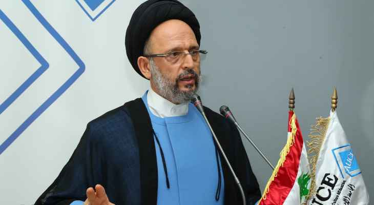 فضل الله: النظام الطائفي هو مشكلة لبنان