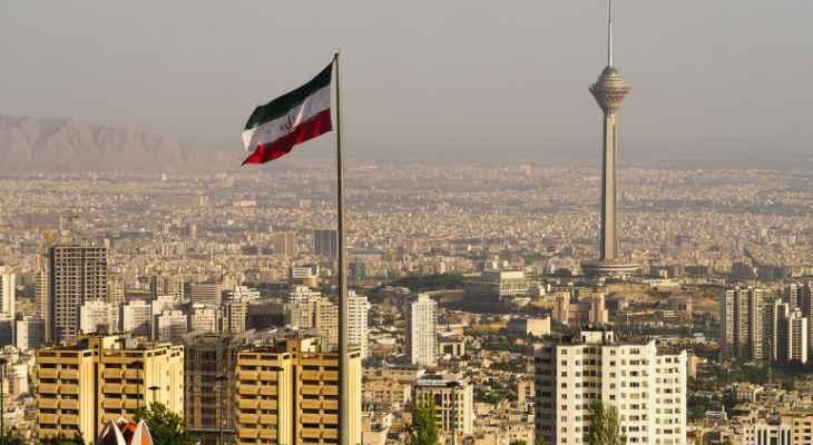 وسائل إعلام إيرانية: حريق غرب طهران لم تعرف أسبابه إلى الآن