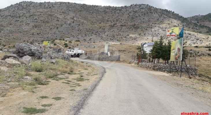النشرة: تعزيزات اسرائيلية على الحدود مع لبنان واجراءات مقابلة للجيش