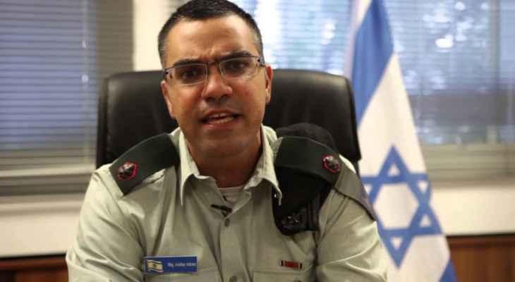 أدرعي: اطلاق قذيفتيْن صاروخيتيْن من لبنان نحو إسرائيل واعتراض احداها