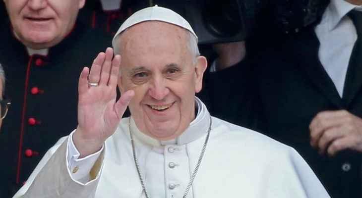 الفاتيكان: البابا يواصل مسيرة التعافي