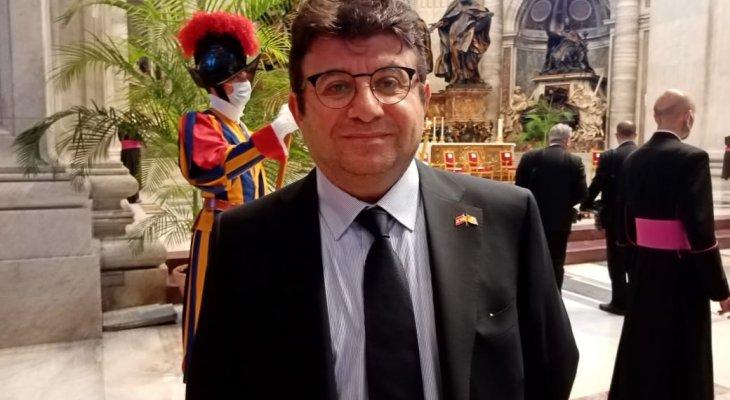 بول كنعان نوه بلقاء بكركي: لبنان بحاجة لأبنائه ولاستعادة علاقاته الطبيعية مع البلدان العربية والخليجية