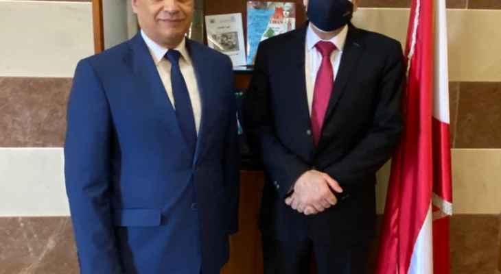 طرابلسي: آمل أن يُعطي اجتماع الفاتيكان قوة دفع لاخراج لبنان من النفق المظلم