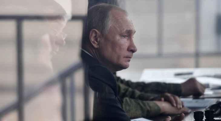 بوتين بحث مع أمير قطر التحضيرات لكأس العالم