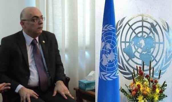 منظمة أمن أوروبا: الموساد يهددبتصفية الأمين العام بعد تعريته بعدة نقاط
