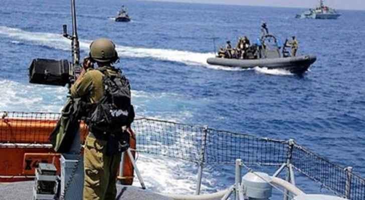 الجيش: زورق حربي إسرائيلي خرق المياه اللبنانية مقابل رأس الناقورة