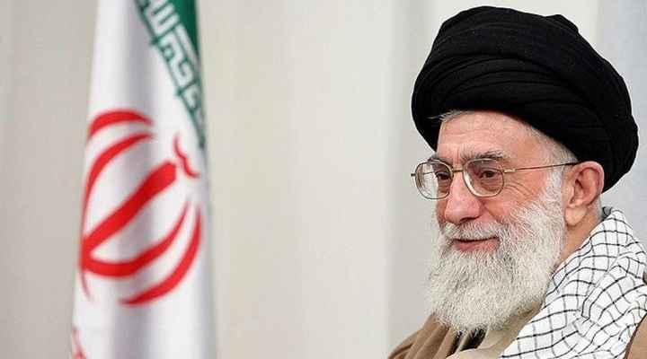 """خامنئي يدعو سكان خوزستان الى عدم توفير """"ذريعة"""" لأعداء إيران"""