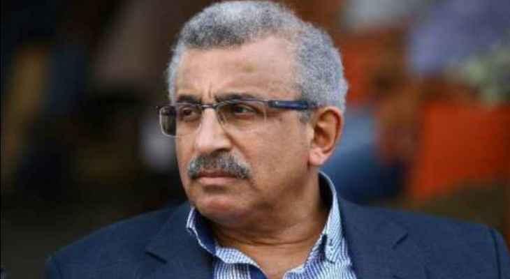 سعد وابو العردات أكدا أهمية توحيد العمل بين الفصائل الفلسطينية