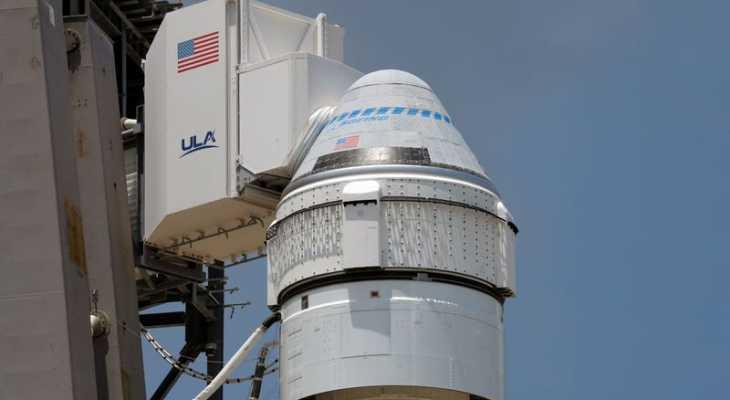 ناسا تؤجل إطلاق كبسولة الفضاء ستارلاينر بعد مشكلة في محطة الفضاء الدولية