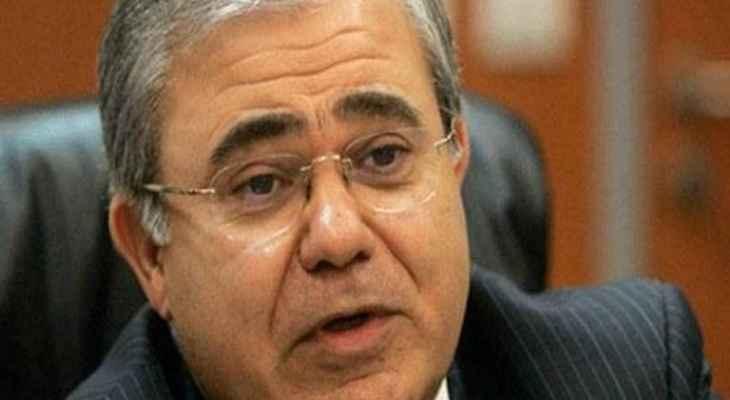 ماريو عون: إذا كانت تشكيلة الحريري الحكومية وفقا للدستور سيسير الرئيس عون بها
