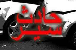 حادث مروري على اوتوستراد الناعمة باتجاه بيروت سبب بازدحام مروري