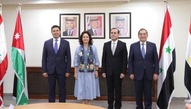 ما هي اهمية الاتفاق الرباعي لخط الغاز العربي والكهرباء على لبنان؟
