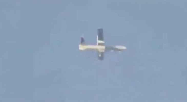 النشرة: طائرة اسرائيلية خرقت الاجواء اللبنانية من فوق مزارع شبعا