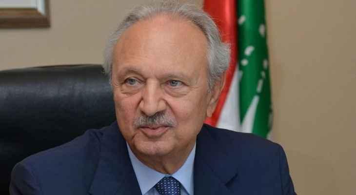 الصفدي: لم أتلق أي اتصال ولم أتواصل مع أي كان في شأن رئاسة الحكومة