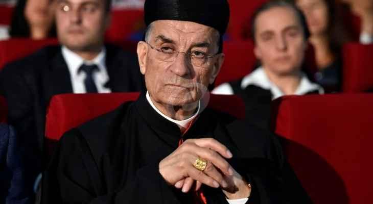 بدء القداس في مرفأ بيروت برئاسة الراعي