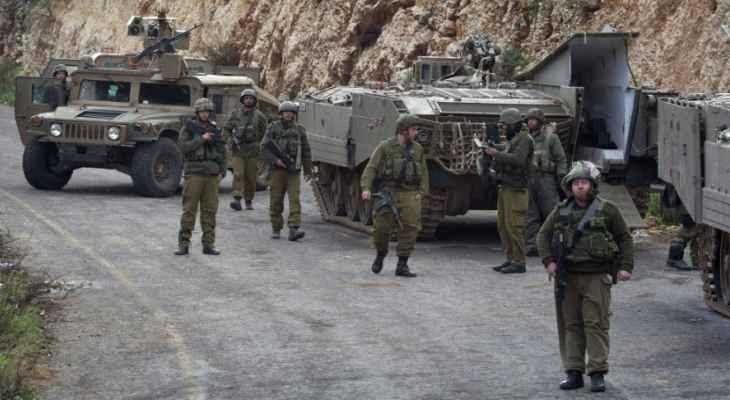 """موقع """"والا"""": الجيش الإسرائيلي مستعد بصورة متوسطة لمعركة واسعة ضد إيران"""