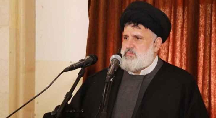 علي عبد اللطيف فضل الله: لكشف الرؤوس المدبّرة لجريمة خلدة الإرهابية