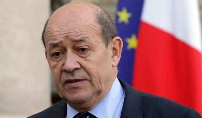 لودريان أكد دعم بلاده لقبرص: سأثير المسألة في الأمم المتحدة