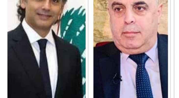 سفير لبنان بجنوب إفريقيا نفى لرئيس تجمع الصناعيين ما تم تداوله عن تعرض املاك اللبنانيين هناك للإحراق