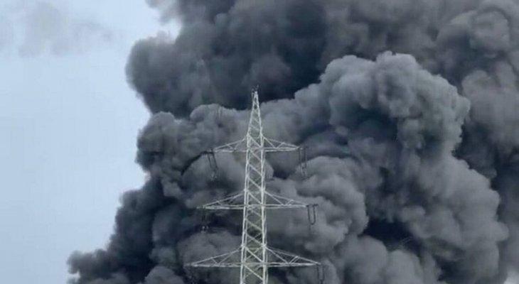 انفجار في مجمع للكيماويات في مدينة ليفركوزن بألمانيا