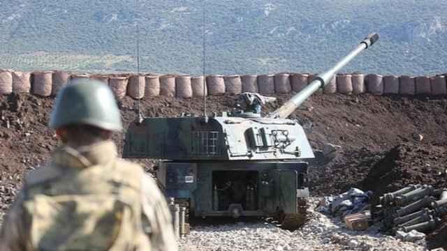 """المرصد السوري: تجدد القصف الصاروخي  التركي على مناطق نفوذ """"قسد"""" بريف تل أبيض"""