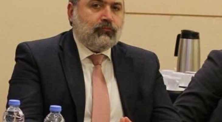 ألفرد رياشي دعا للتحقيق مع برّي في جريمة المرفأ ومحاكمة النواب المعرقلين للتحقيق