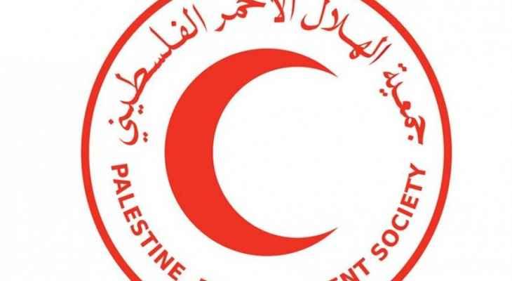 الهلال الأحمر الفلسطيني: إصابة 110 أشخاص بمواجهات مع القوات الإسرائيليةجنوب نابلس