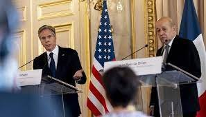 الخارجية الأميركية: بلينكن يبحث مع لودريان الجهود المبذولة لمعالجة الوضع في لبنان