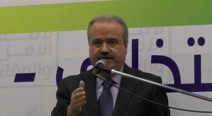 ياسين جابر: يحق للجميع الحصول على البطاقة التمويلية ولكن المقتدر سيُستَبعَد