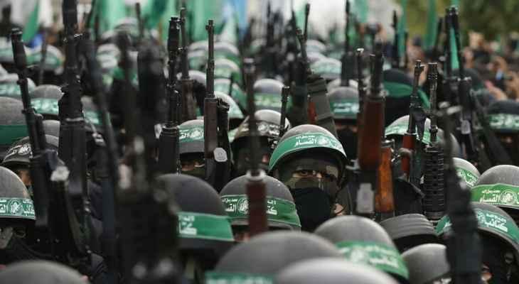 """""""كان"""": حماس تجند فلسطينيين بالضفة لإستهداف إسرائيليين"""