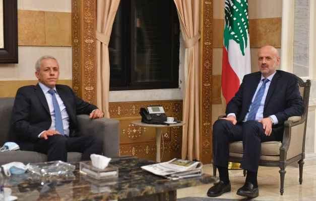 مولوي تابع مع مدير الدفاع المدني ومحافظ عكار حريق الحاكور وعرقا