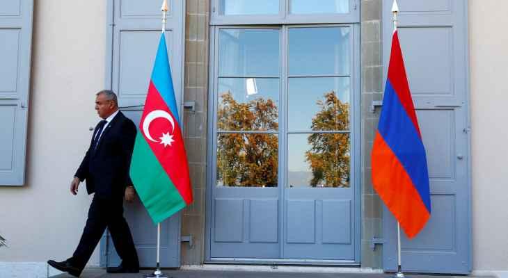 سلطات أذربيجان تتهم أرمينيا بإستهداف مواقعها على طول الحدود
