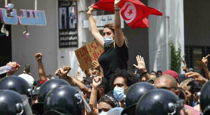أول الغيث:تونس