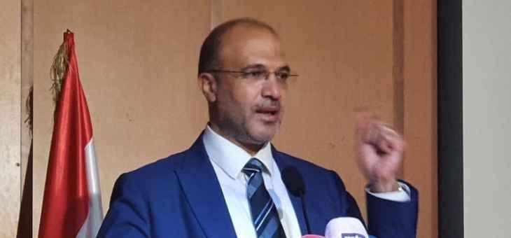 وزير الصحة: تركيا ستزود لبنان بهبات من الأدوية للأمراض المزمنة والمستعصية