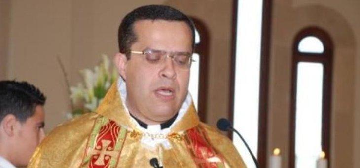 زيارة المطران عبد الله الى الكفور-النبطية بداية تأسيس اجتماعي ومعنوي روحي في القضاء