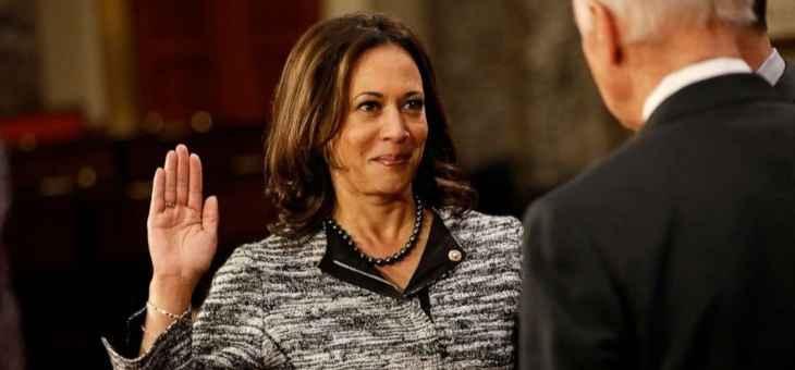 كامالا هاريس: السيدة الثانية في البيت الأبيض