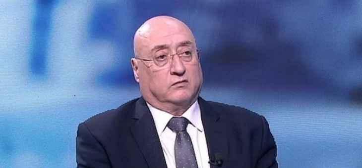 """أبو فاضل: وزارة الطاقة حرقت """"التيار"""" وأفشلت عهد عون وحزب الله لن يتخلى عن باسيل"""