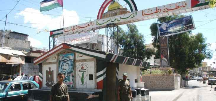 الازمة اللبنانية تضرب المخيمات... ومخاوف من كارثة انسانية