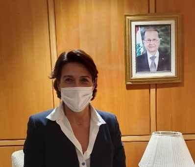 سفيرة فرنسا: متمسكون وداعمون لمهمة الجيش بالتعاون مع اليونيفيل فجنوب مستقر يعني لبنان مستقرا