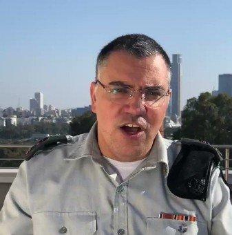 أدرعي: الجيش الإسرائيلي قصف داخل لبنان ردا على إطلاق 3 صواريخ تجاه إسرائيل